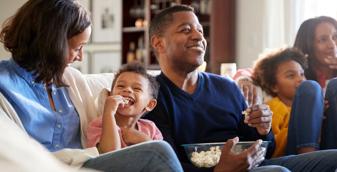 Séries para assistir em família