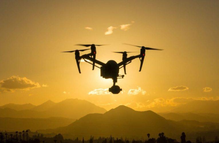 Como conseguir serviços de filmagem de drone