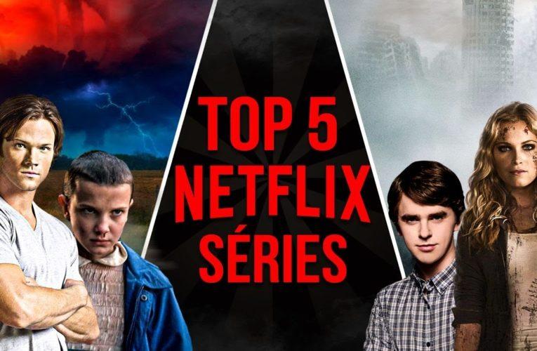 Top 5, Melhores séries de 2019