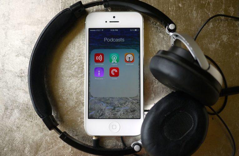 Podcast, uma novidade na internet