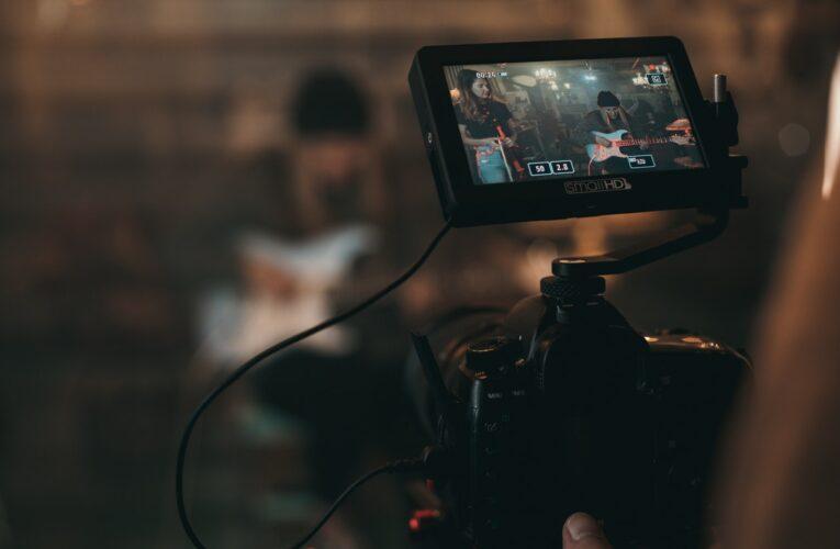 Recursos audiovisuais: 3 principais benefícios para um clipe