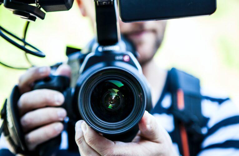 Como escolher a melhor câmera para gravar vídeos